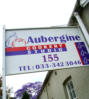 Aubergine Cookery Studio